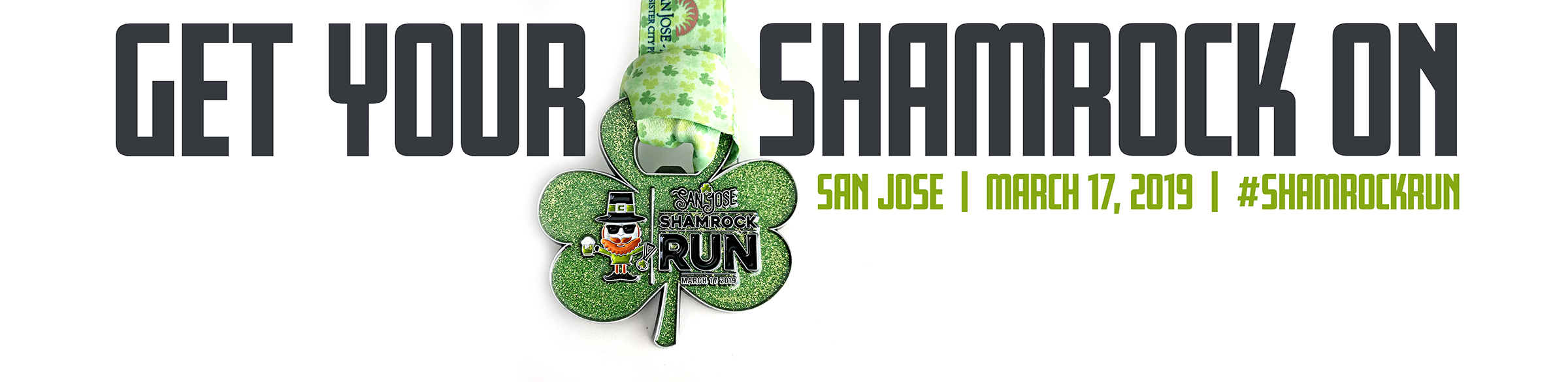 San Jose Shamrock Run