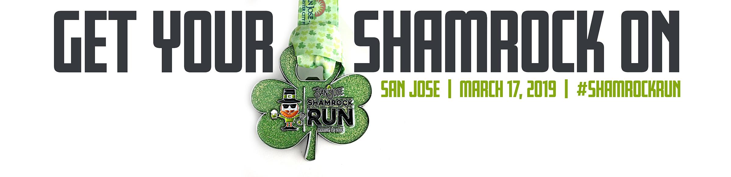 San Jose Shamrock Run